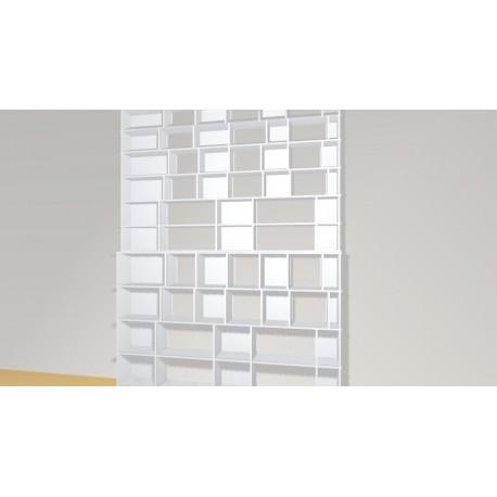 Bookshelf (H302cm - W233 cm)