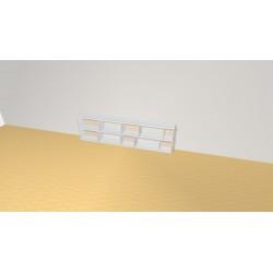 Bookshelf (H49cm - W182 cm)