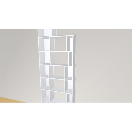 Bookshelf (H288cm - W96 cm)