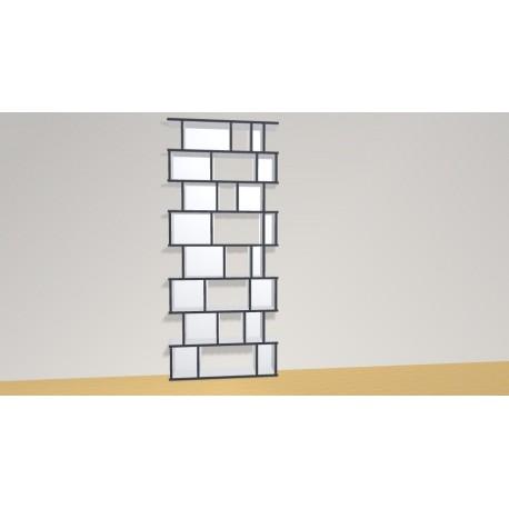Bookshelf (H205cm - W88 cm)
