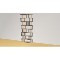Bookshelf (H208cm - W88 cm)