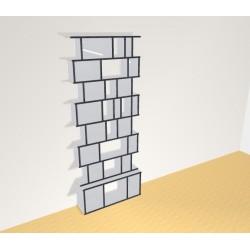 Bookshelf (H218cm - W88 cm)