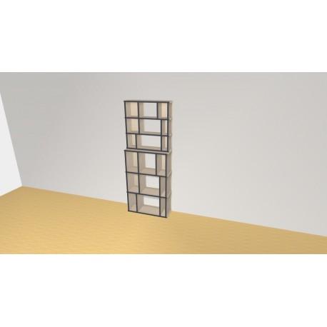 Bookshelf (H182cm - W70 cm)