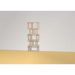 Bookshelf (H181cm - W70 cm)