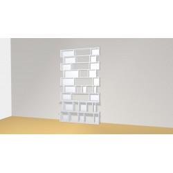Bibliothèque (H254cm - L140 cm)