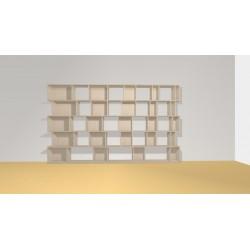 Bookshelf (H181cm - W306 cm)